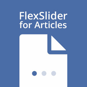 Joomla FlexSlider for Articles Joomla